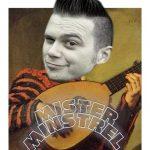 MISTER MINSTREL LOGO
